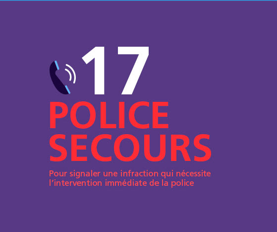 Le 17, Police Secours